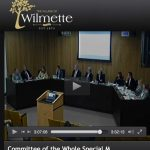 Wilmette Village Board: Committee of the Whole Special Meeting